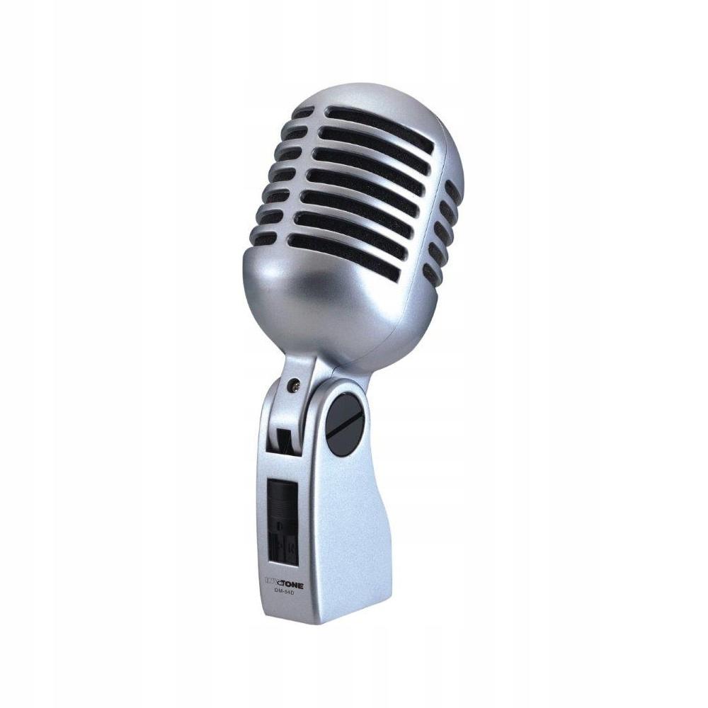 "Retro mikrofón Invotone DM45D ""ELVIS"""