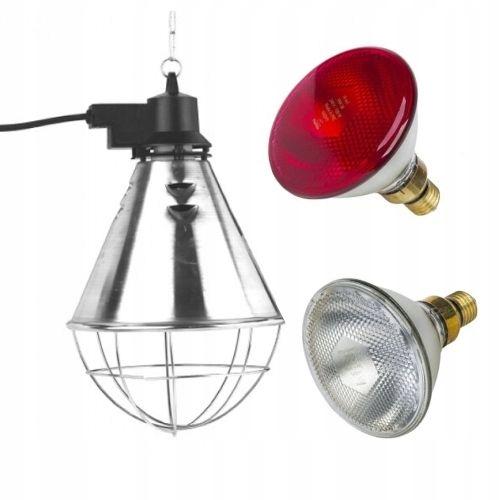 Искусственная лампа обогрева квока и радиатор SET