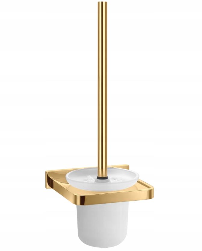 OMNIRES DARLING TOILET BRUSH GOLD