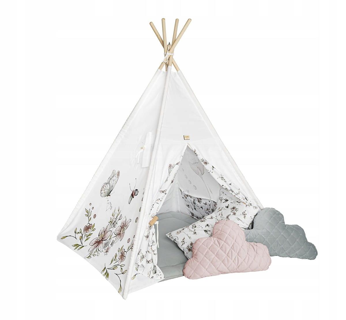 Палатка Teepee Nature BabySteps