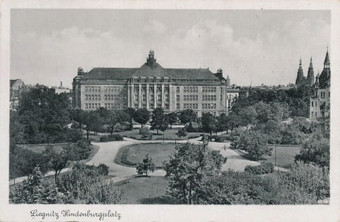 Legnica Hindenburgplatz 0470
