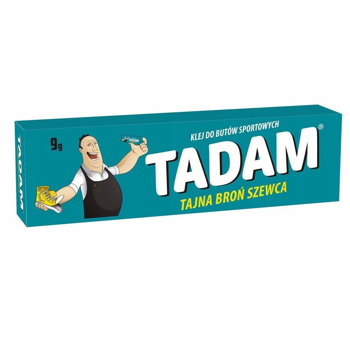 Клей для спортивной обуви ТАДАМ 9г
