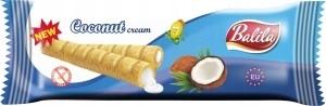 BALILA rurki kukurydziane krem kokosowy 2 opak