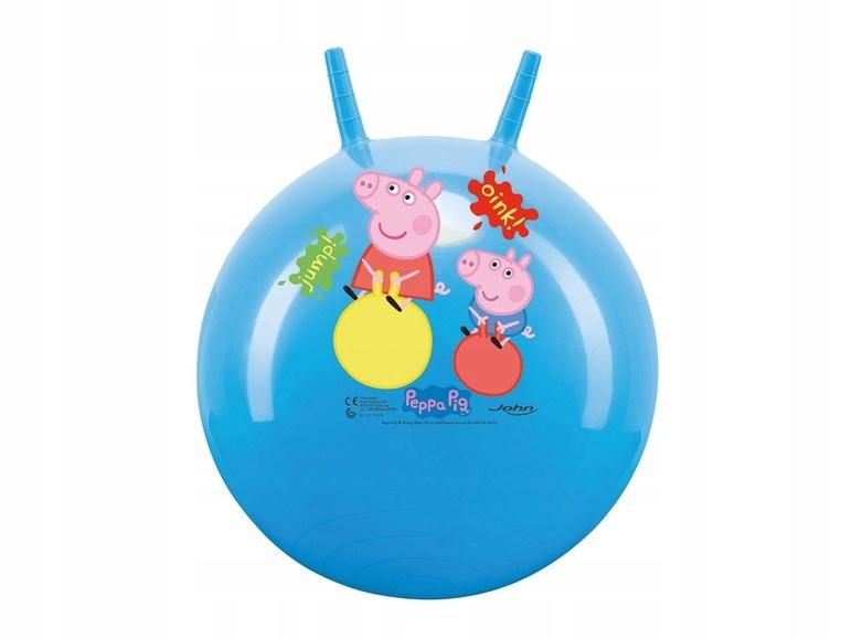 Skákacia lopta Peppa PIG Peppa PIG pepa modrá