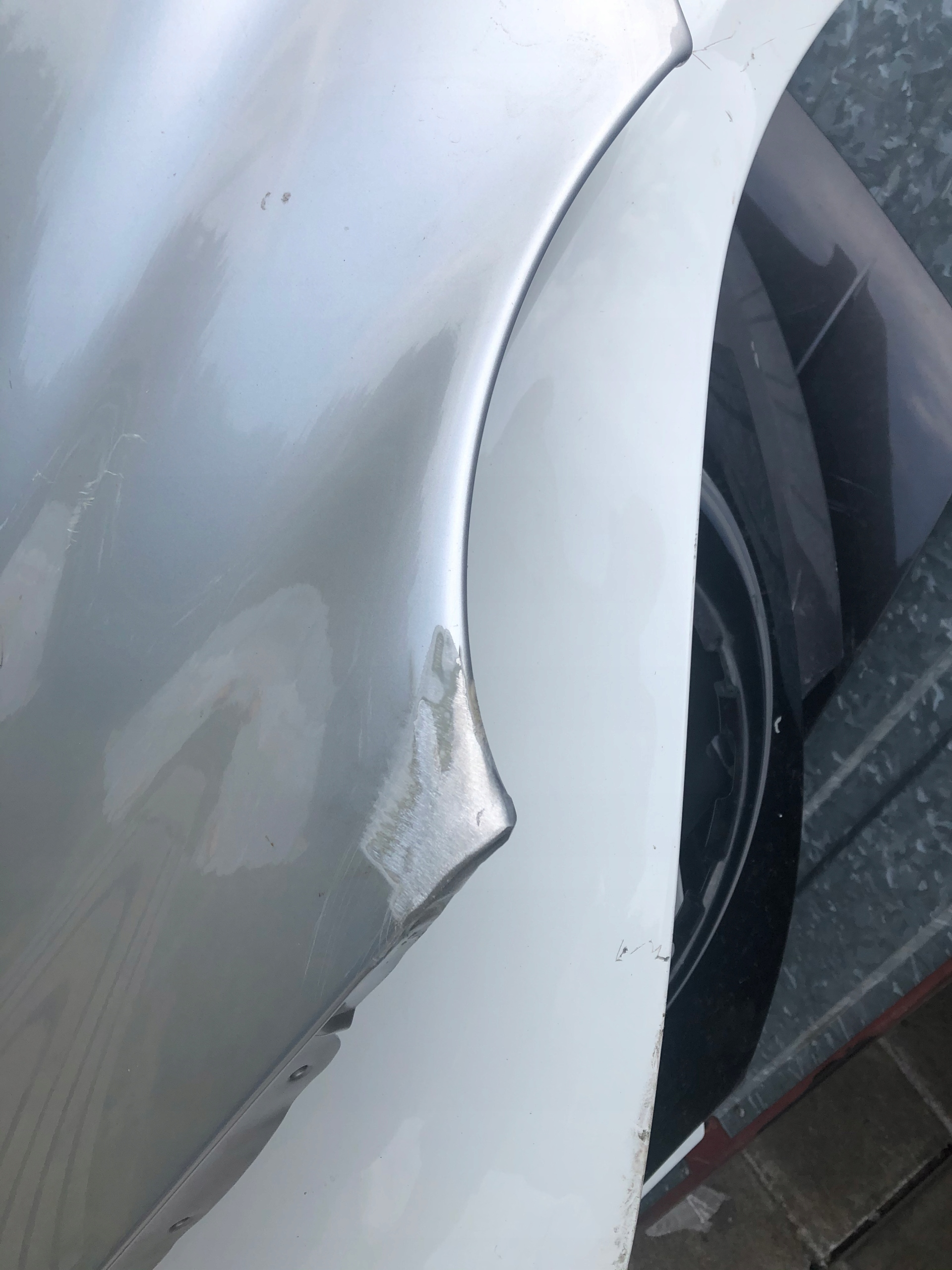 Picture of MERCEDES W211 E-CLASS HOOD FRONT