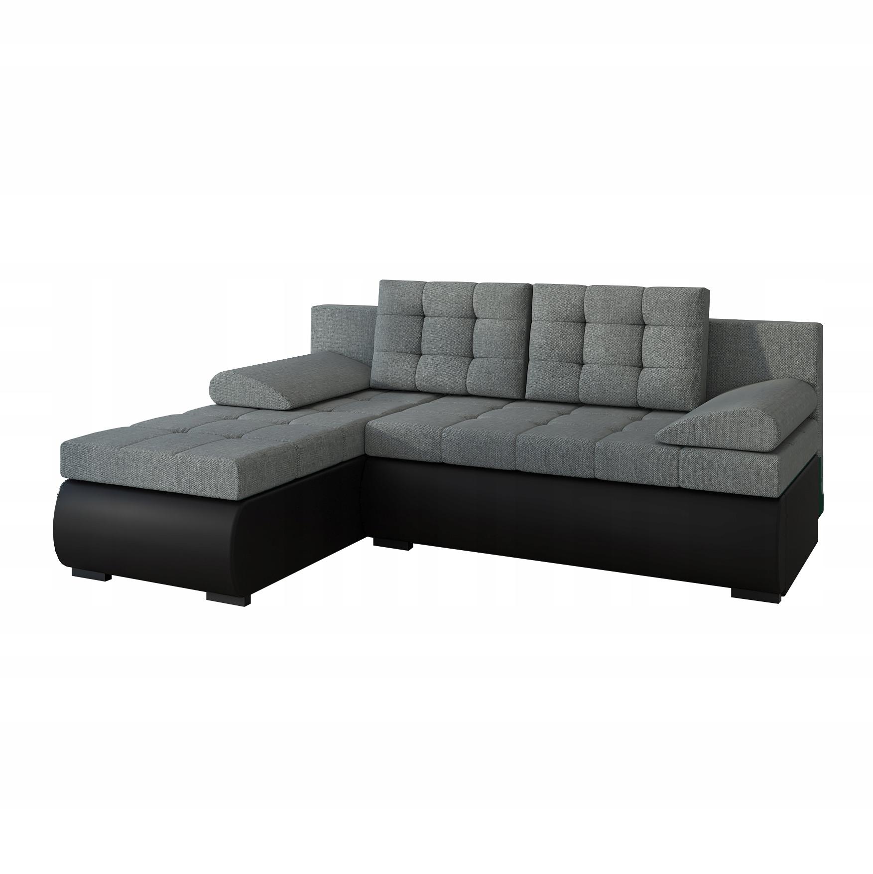 Угловой современный диван роговицы GUCIO + КОНТЕЙНЕР