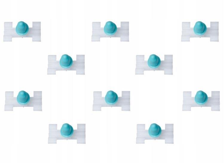 10x шпилька планки боковой bmw 3 e46 51138231130