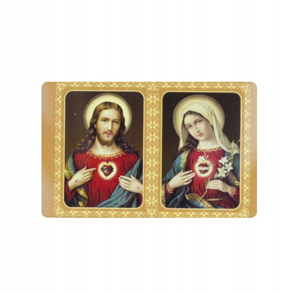Najświętsze Serca Jezusa i Maryi - MAGNES