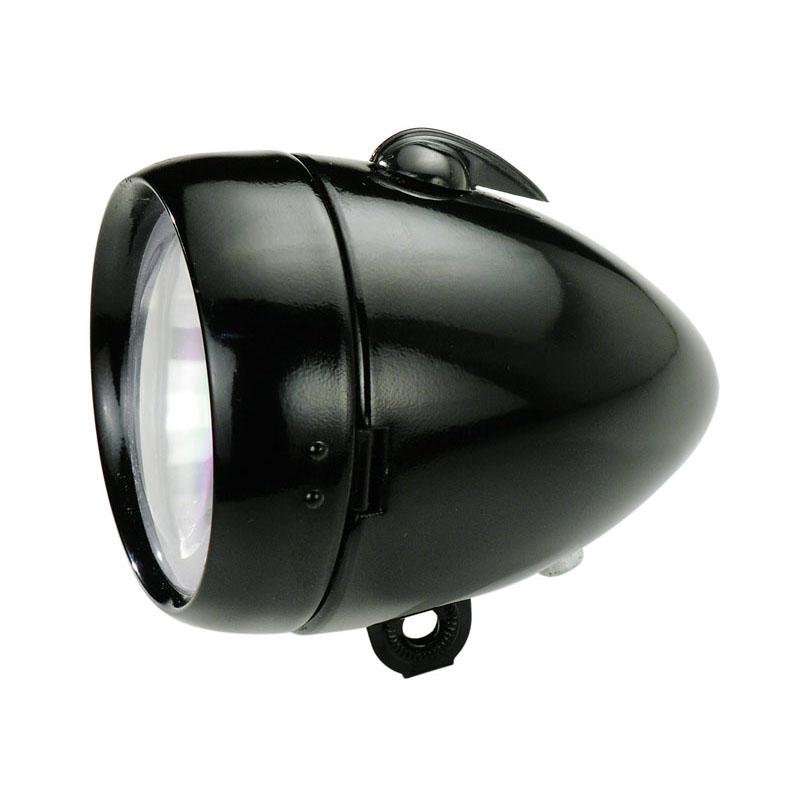 Predné svetlo na bicykel BRN Dynamo 85 mm