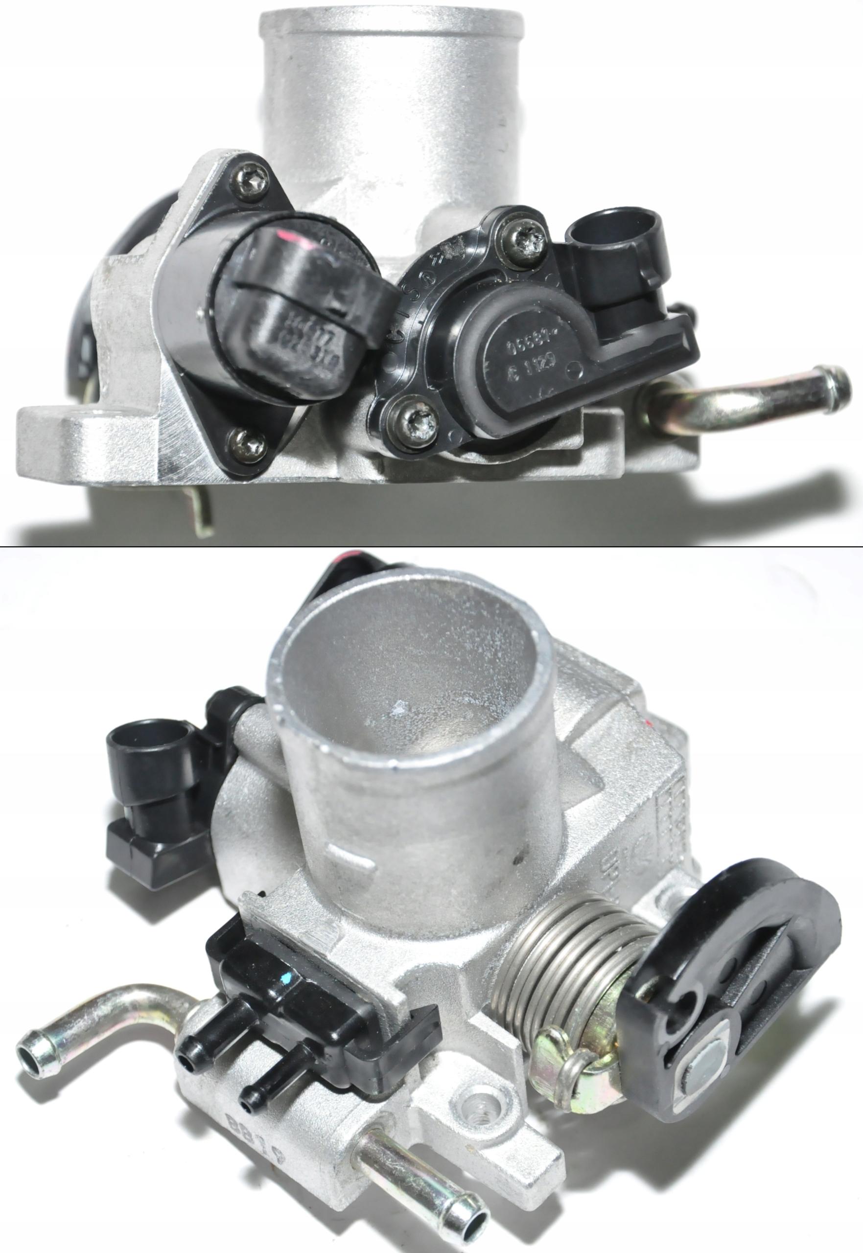 заслонка двигатель шаговый потенциометр матиз