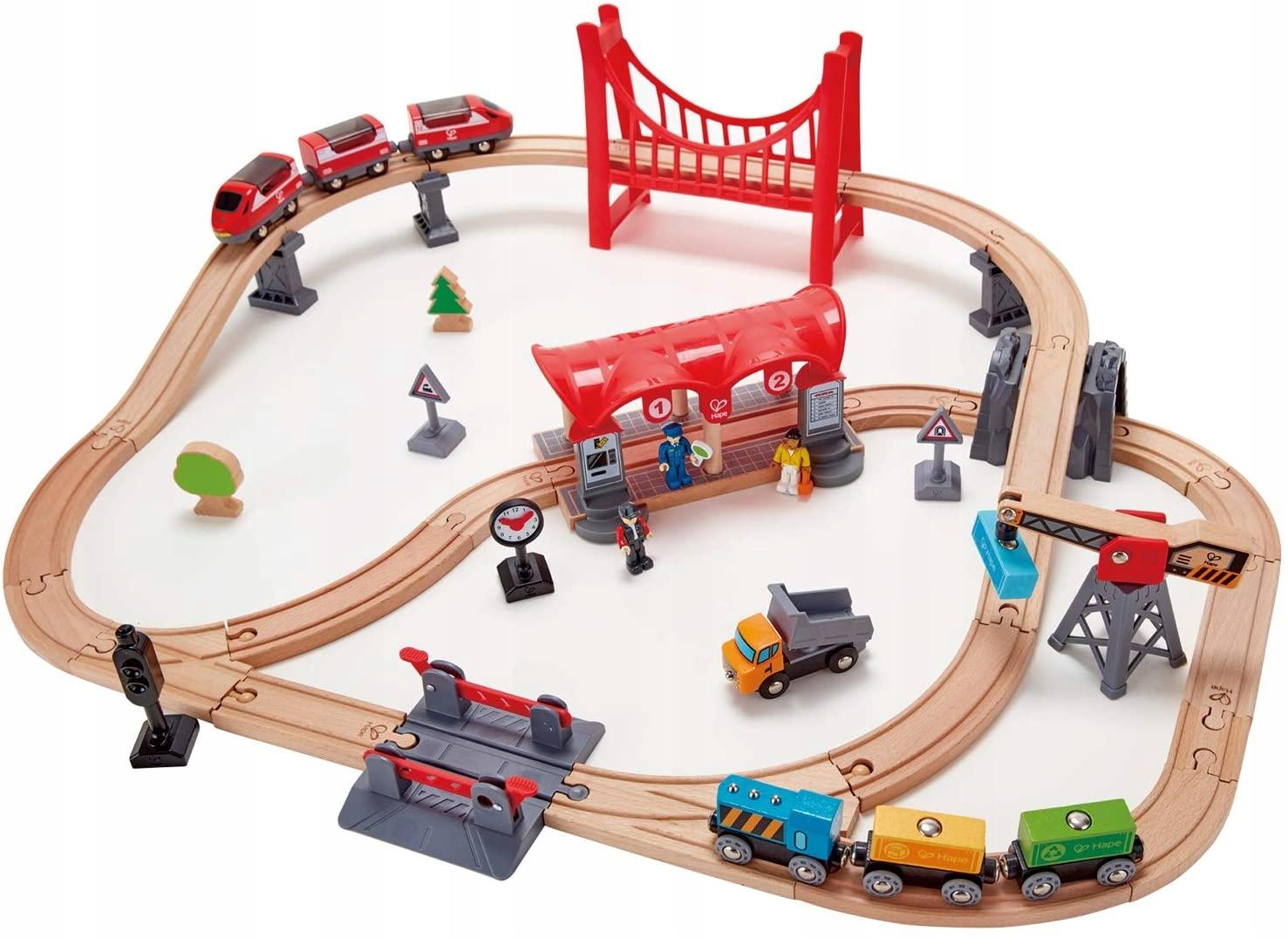 HAPE Vlaková súprava rušného mesta