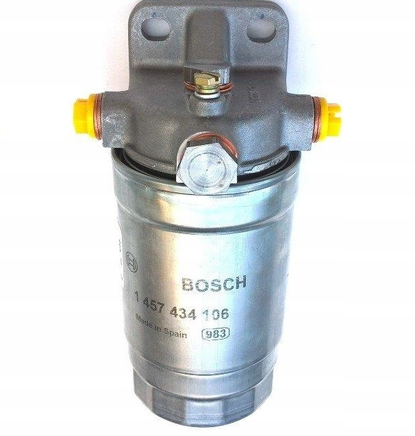 основа фильтра топлива + фильтр bosch 100% eu