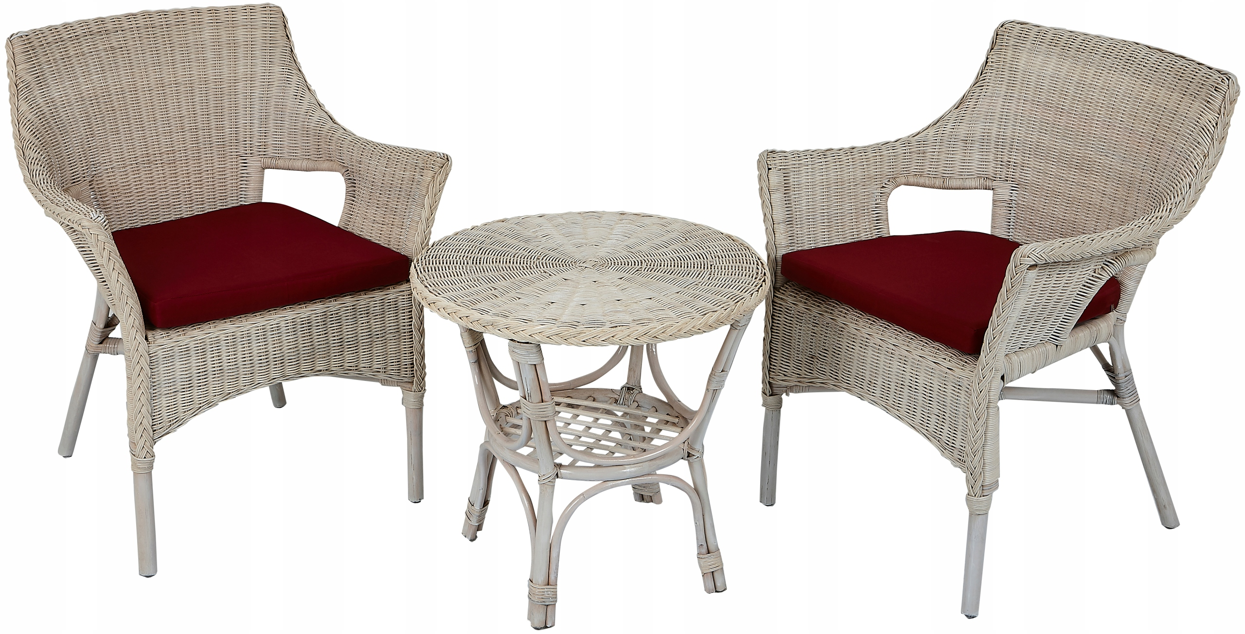 LARUS EXCLUSIVE набор мебели из ротанга