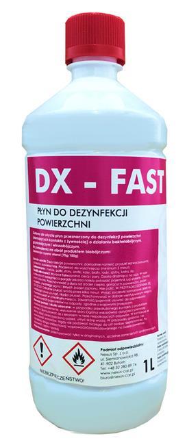 Жидкость для дезинфекции поверхностей, 1л