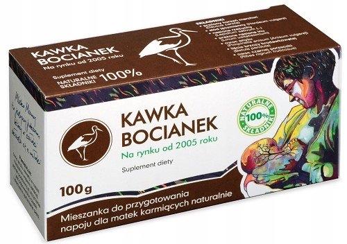 BOCIANEK Kawa laktacyjna 100g