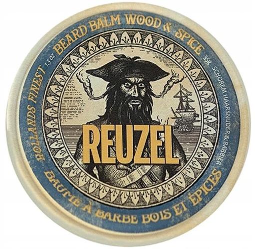 Balsam do brody Reuzel Wood & Spice 35g