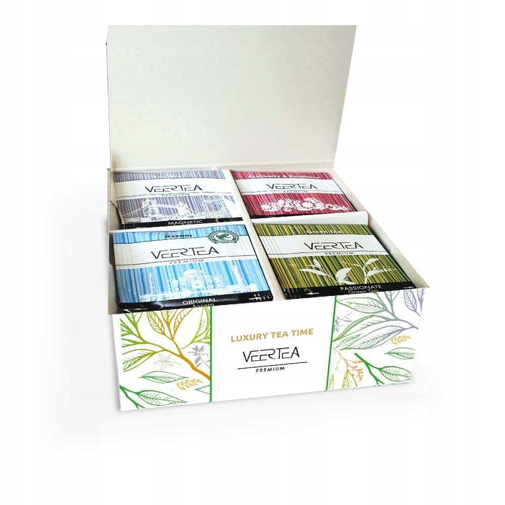 Чайный сервиз VEERTEA 40 пакетиков