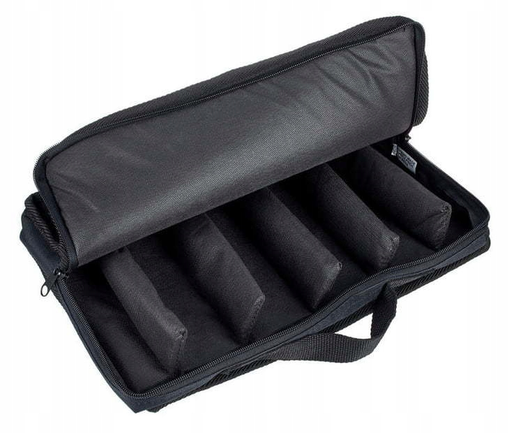 Item Bag, case, case for 6 microphones Millenium