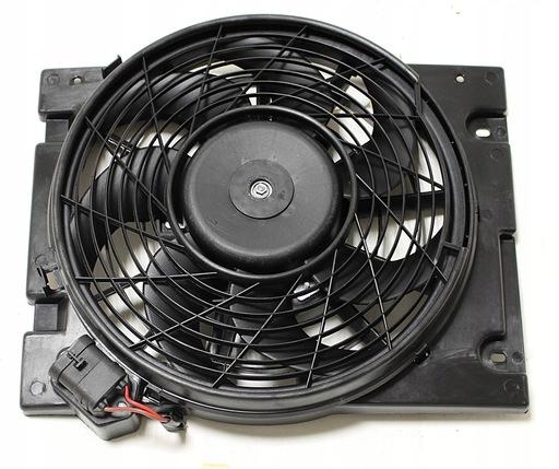 вентилятор радиатора opel astra g 98-05 16 16v