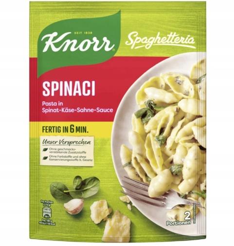 Knorr Pasta Spinaci 175гр