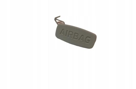 надпись заглушка обивки airbag seat skoda vw
