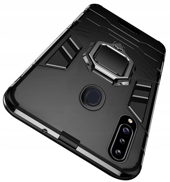 Etui do Samsung Galaxy A20S Pancerne Armor + Szkło