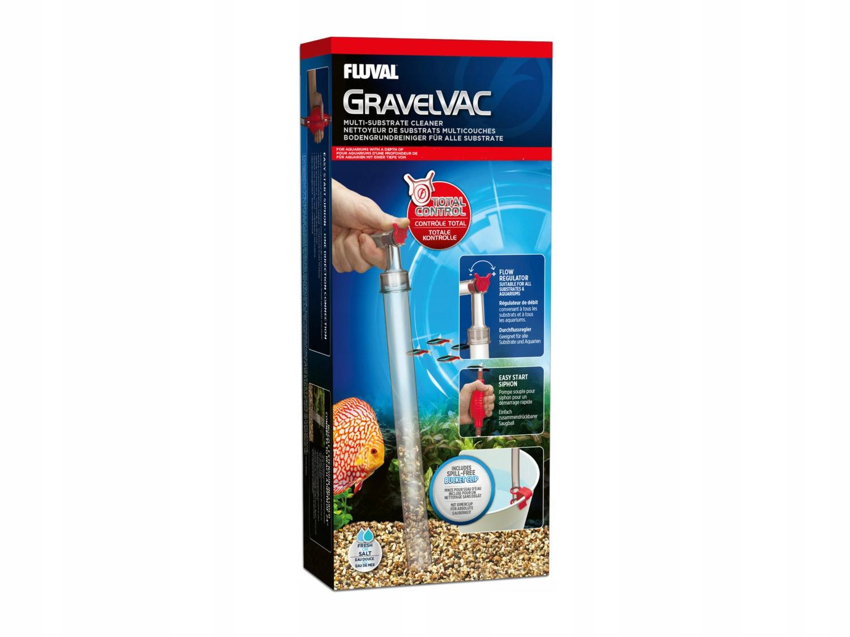 FLUVAL GravelVac Мульти-субстрат S/M - DEMULATOR
