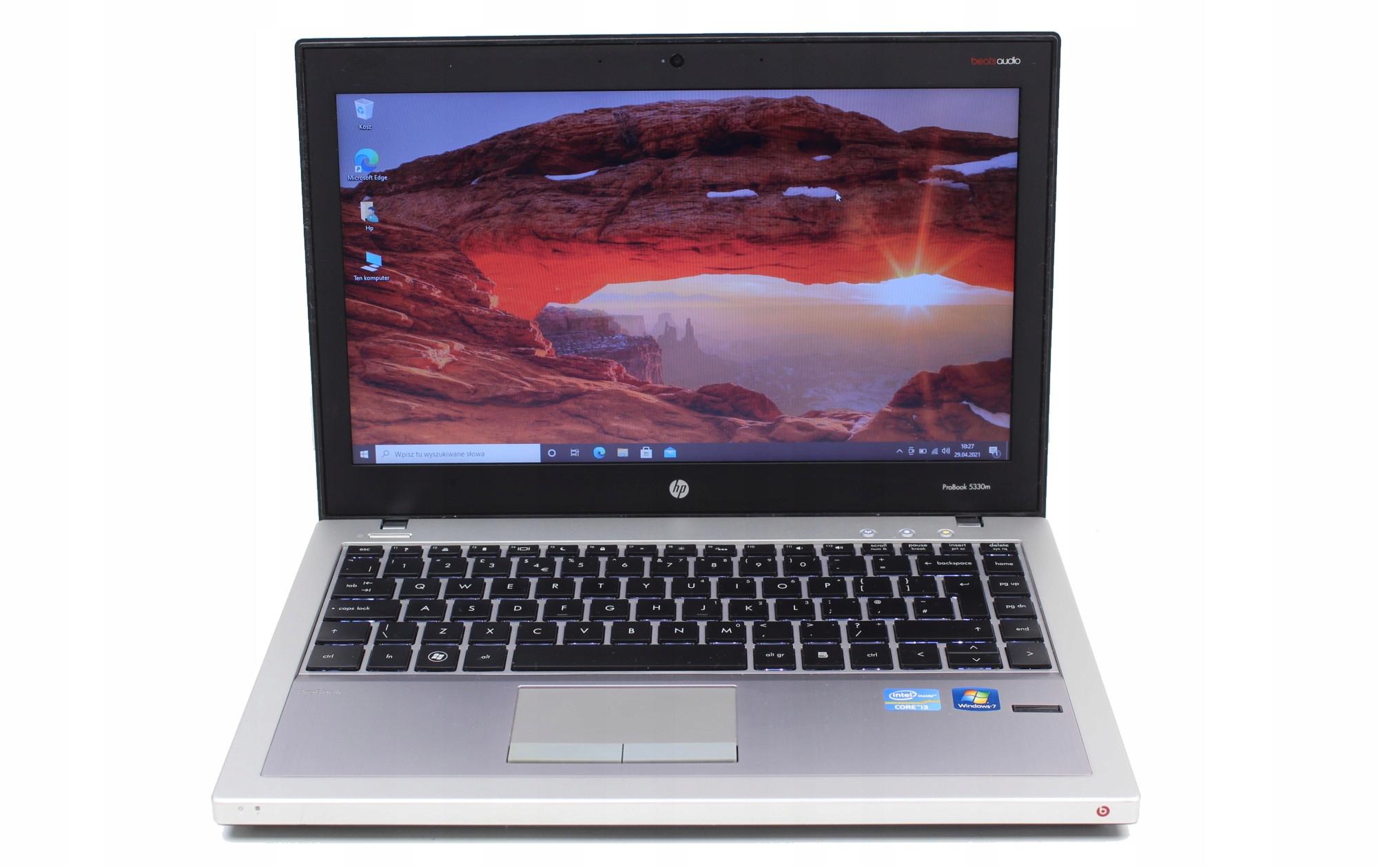 Купить HP ProBook 5330m i3-2310M, 8 ГБ ОЗУ, 512 ГБ SSD на Otpravka - цены и фото - доставка из Польши и стран Европы в Украину.