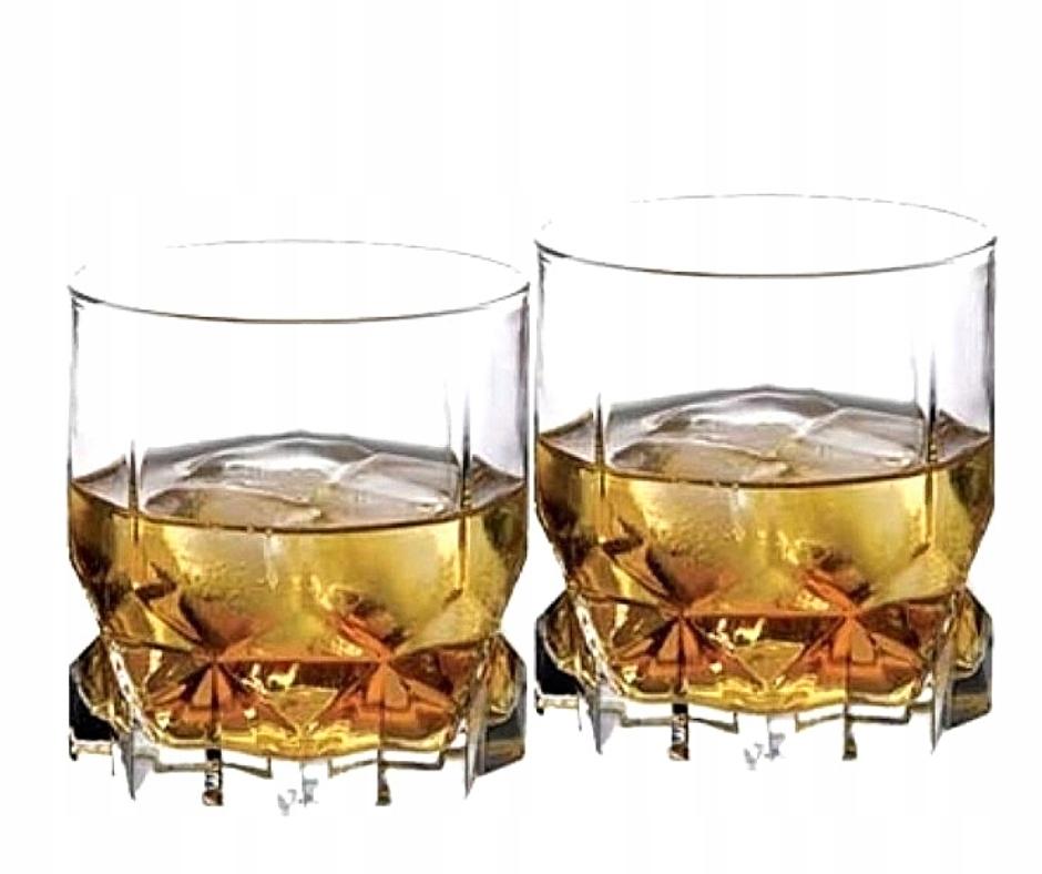 ZESTAW SZKLANEK DO DRINKÓW WHISKY 6 SZT NAPOJÓW Rodzaj szklanki do drinków