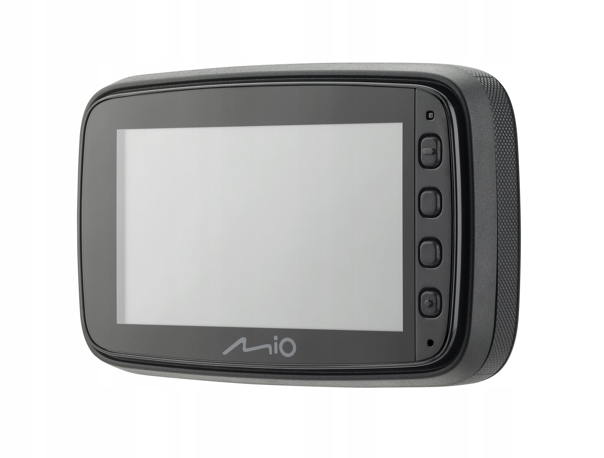 MIO MiVue 818 KAMERA GPS, Wifi, BLUETOOTH, 60kl/s Jakość zapisu QHD (2560 x 1440)
