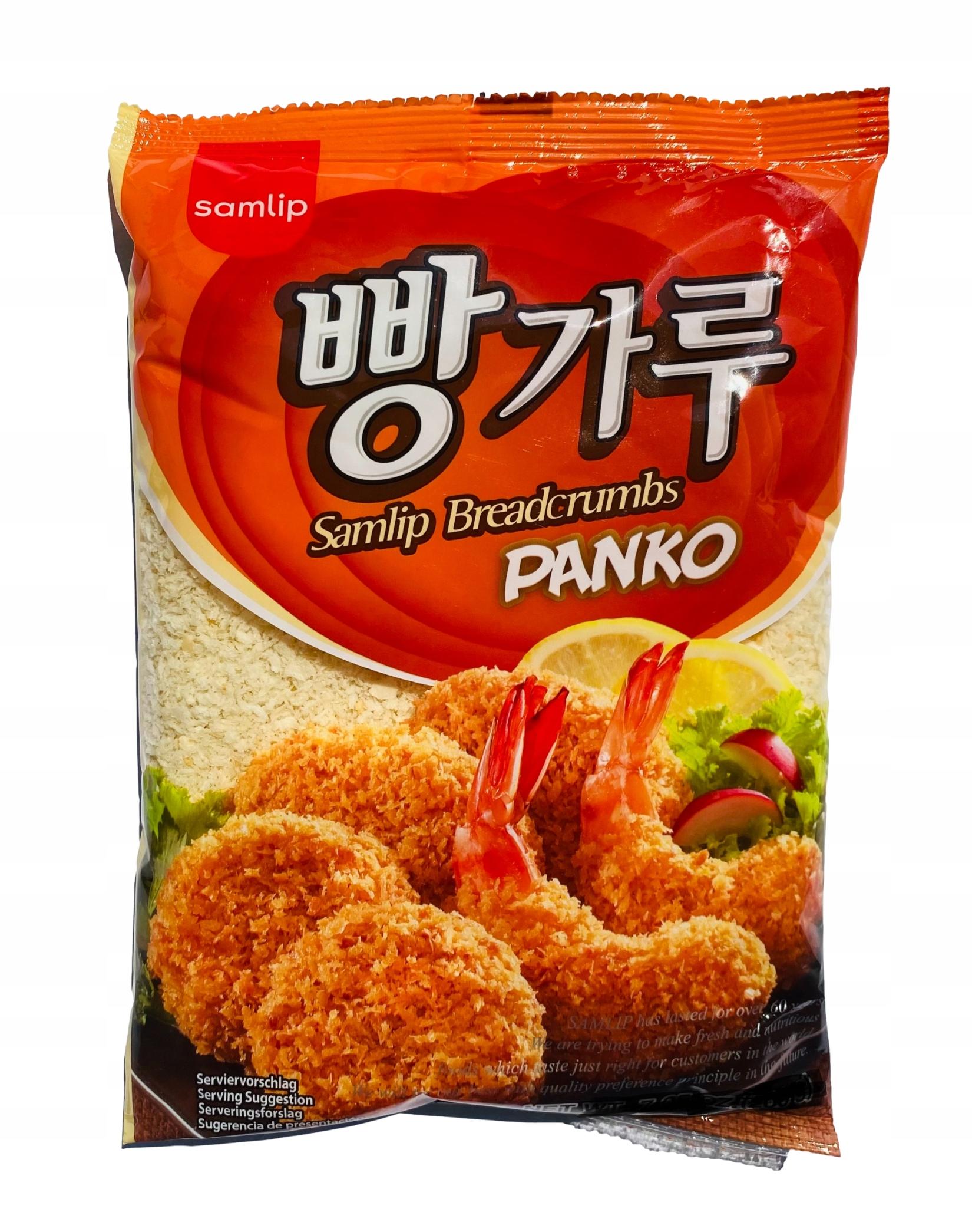 Самлип ПАНКО панировка 1кг для рыбы, мяса, овощей