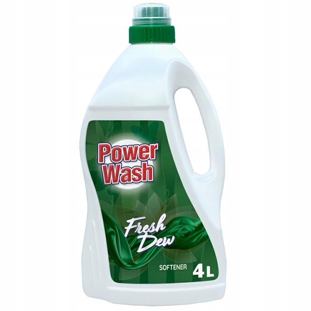 Жидкость для ополаскивания German Power Wash Flowers 4L