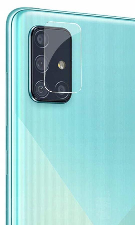 Szkło do Samsung Galaxy M51 na Aparat Obiektyw Tył