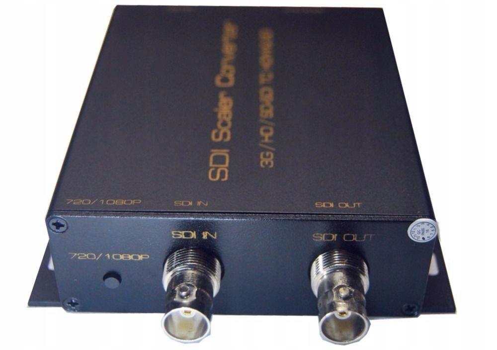 Konvertor HD 3G SDI na HDMI AUTO SCALER 1080P @ 60HZ