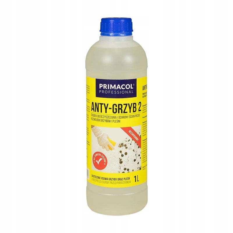 Anty-grzyb 2 1L preparat grzybobójczy Primacol