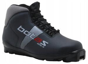 Topánky pre bežecké lyže BOTAS AXTEL SNS ruží.46 (29 cm)čierny