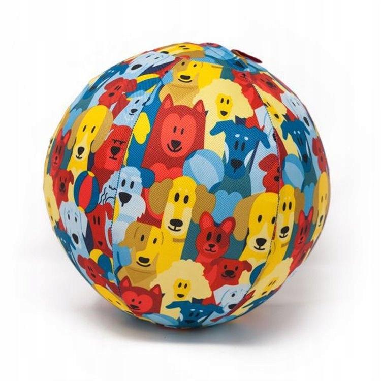 SUPER piłka dla psa PetBloon kolorowa