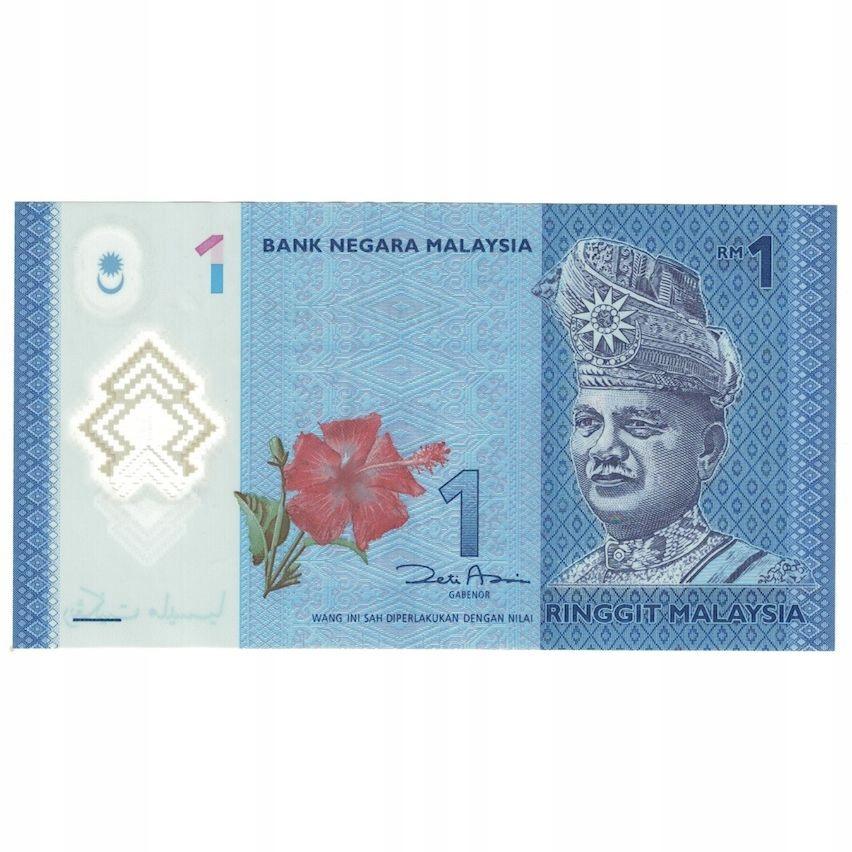 Банкнота, Малайзия, 1 ринггит, 2012, KM: 51, AU (50-53