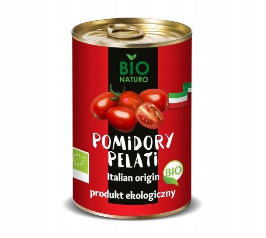 Pomidory Pelati BIO Naturo Ekologiczne