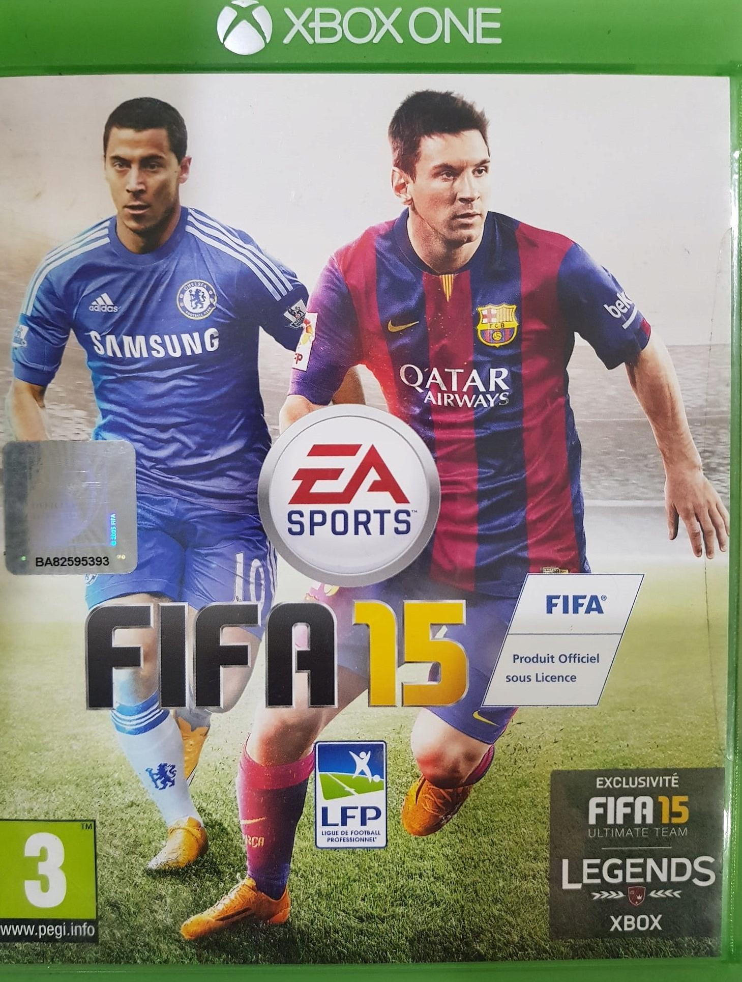 Fifa 15 Xbox One Uzywana 15 Zl Stan Uzywany Gra Sportowa 9553275105 Allegro Pl