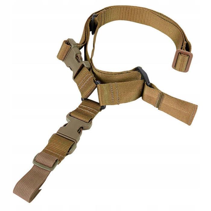Pozastavenie TAKTICKÉ ozdobná šnúrka na uniforme Rýchle CONDOR Coyote B.