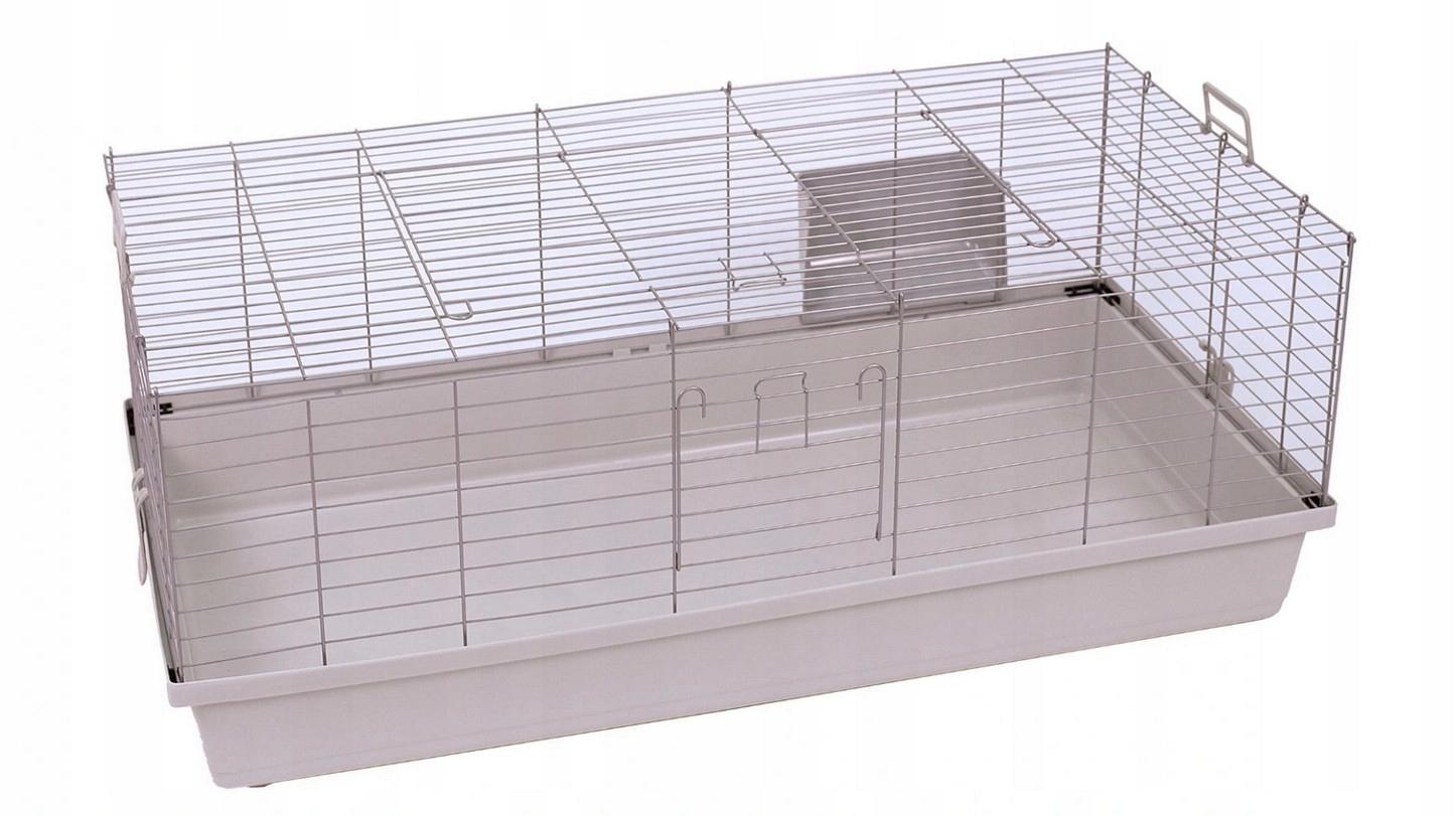 Duża Klatka XXL 120 dla królika świnki