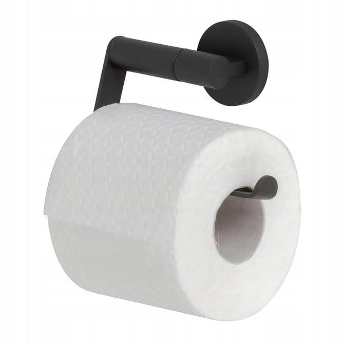 Držiak na toaletný papier Tiger Noon čierny