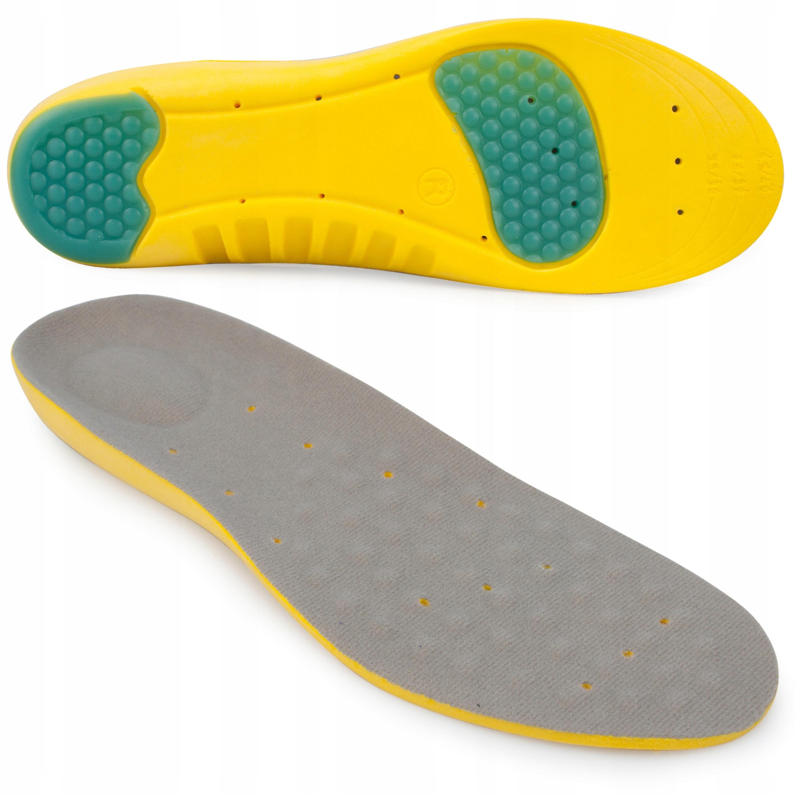 Купить Стельки для обуви пены с памятью МАРОЛЬ-D044 на Otpravka - цены и фото - доставка из Польши и стран Европы в Украину.