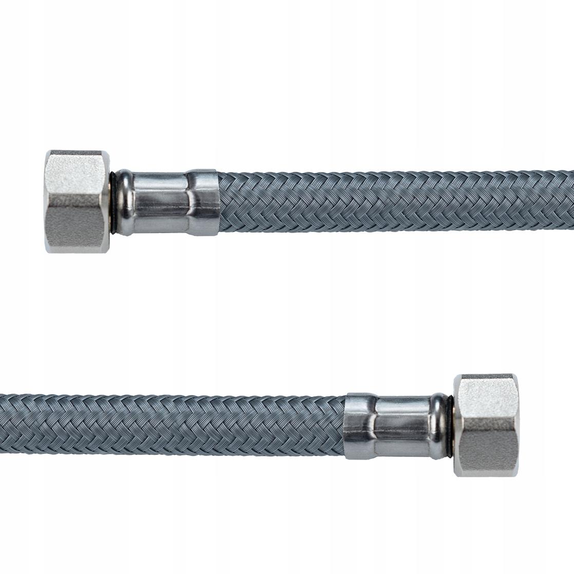 Wąż wężyk przyłączeniowy 3/8x1/2 WW Polimer 40cm