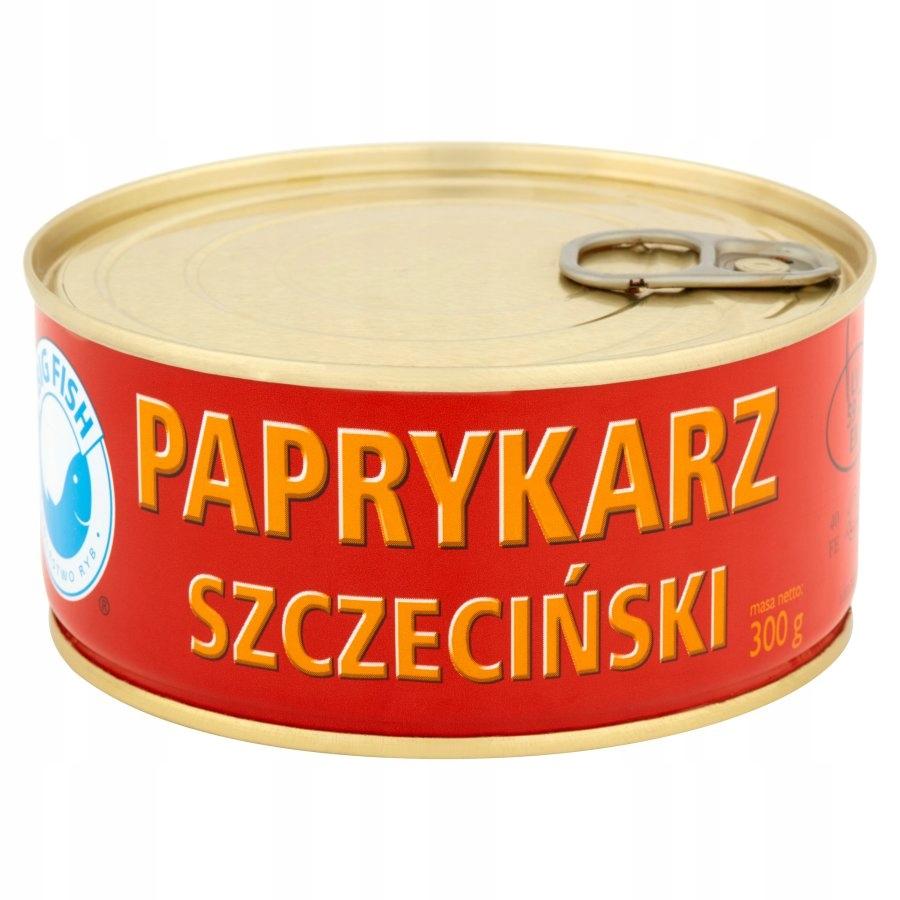 Item PD Paprykarz Szczeciński 300 g BIG FISH