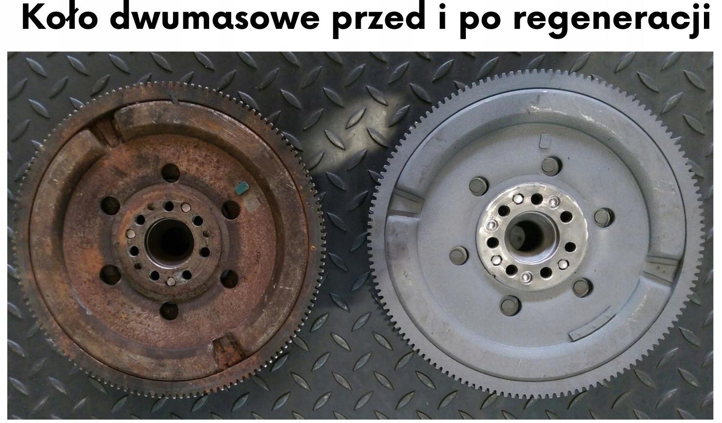 [KOLO ДЕМФЕР VW PASSAT 1.9 TDI 101 115 130 KM из Польши]изображение 3