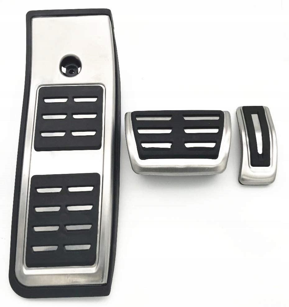 Накладки на педали AUDI A4 B9 A5(AT) S-tronic