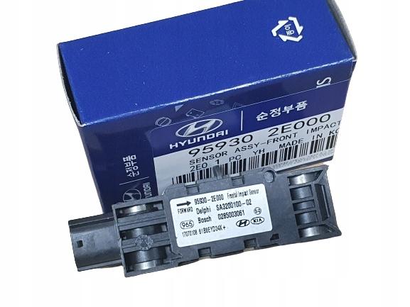 sportage ii 95930-2e000 датчик ударный airbag
