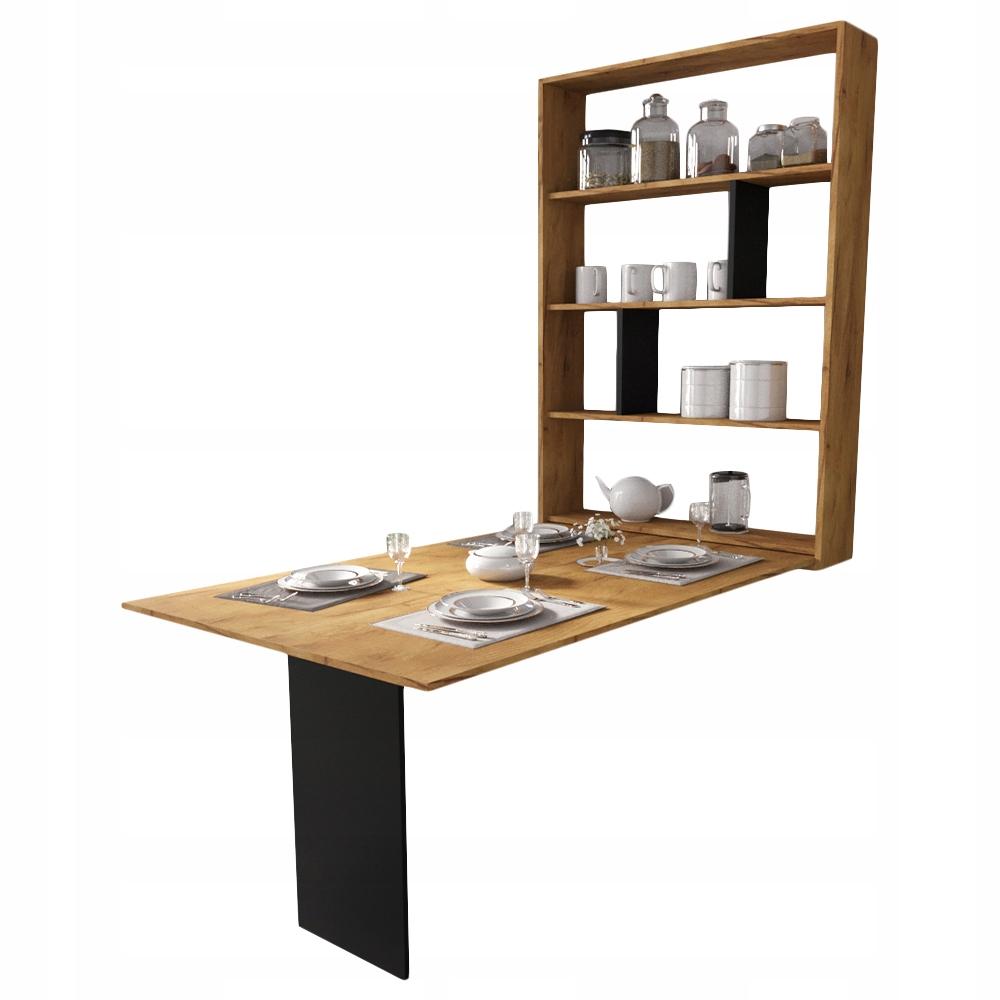 Раскладной стол из стены ABI многофункциональный предмет мебели